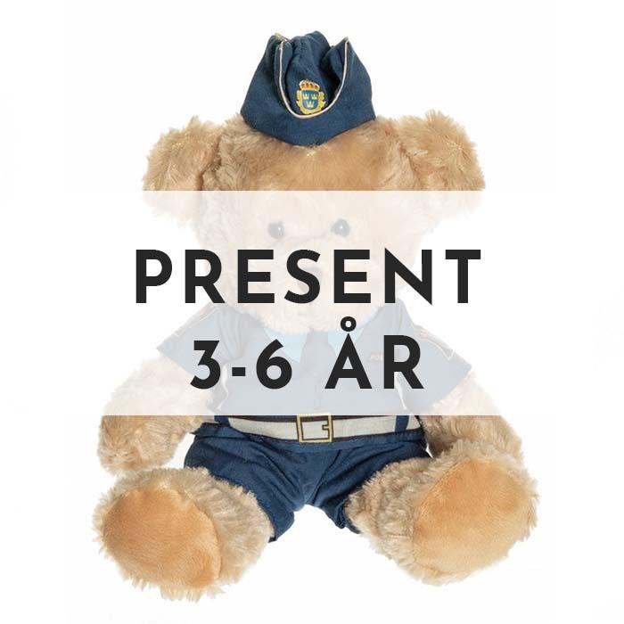 Present till 3-6 åring - Teddykompaniet