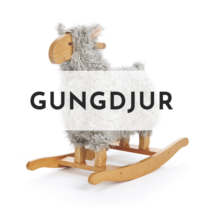 Gungdjur - Teddykompaniet