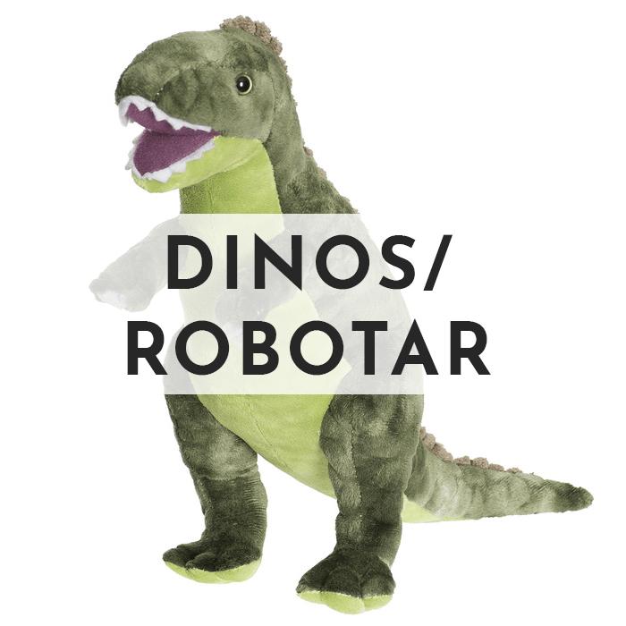Dinos / Robotar - Teddykompaniet