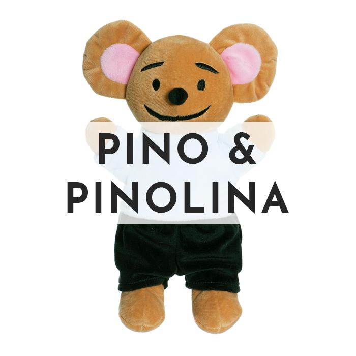 Pino & Pinolina - Teddykompaniet