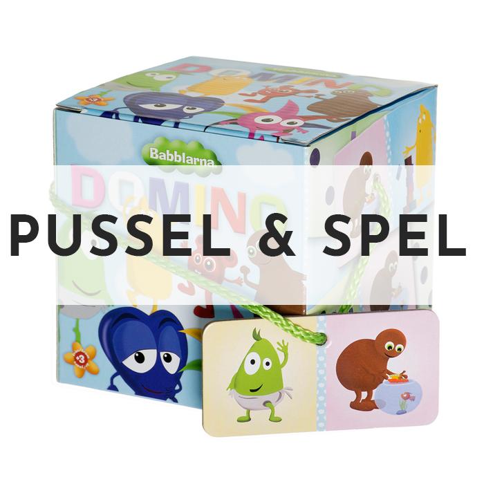 Pussel & Spel - Teddykompaniet