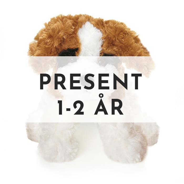 Present till 1-2 åring - Teddykompaniet