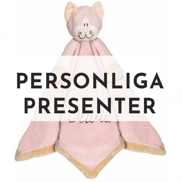 Personliga presenter - Teddykompaniet