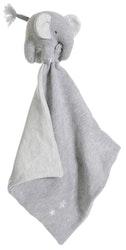 Cozy knits, Elefant snuttefilt