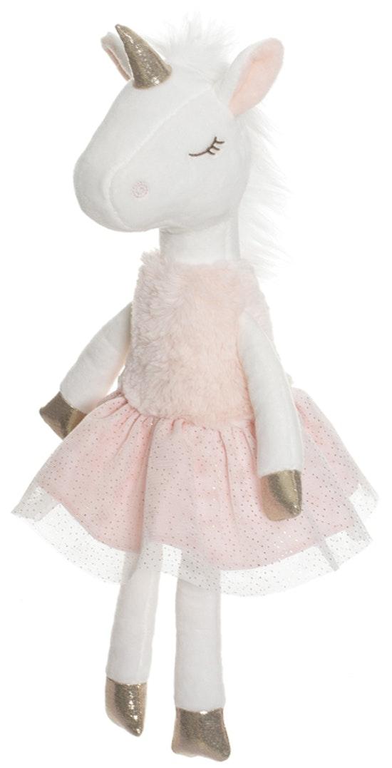 Ballerinas, Enhörningen Ella, 40 cm