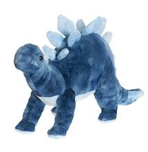 Teddy Dino, stor, blå