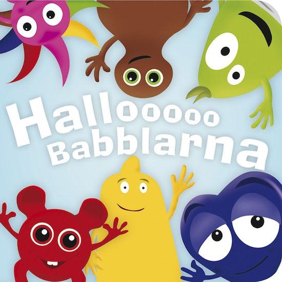 Babblarna- Hallooo Babblarna, kartongbok