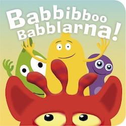 Babblarna- Babbibboo Babblarna, kartongbok