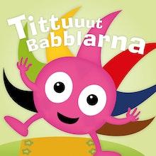 Babblarna- Tittuuut Babblarna, kartongbok