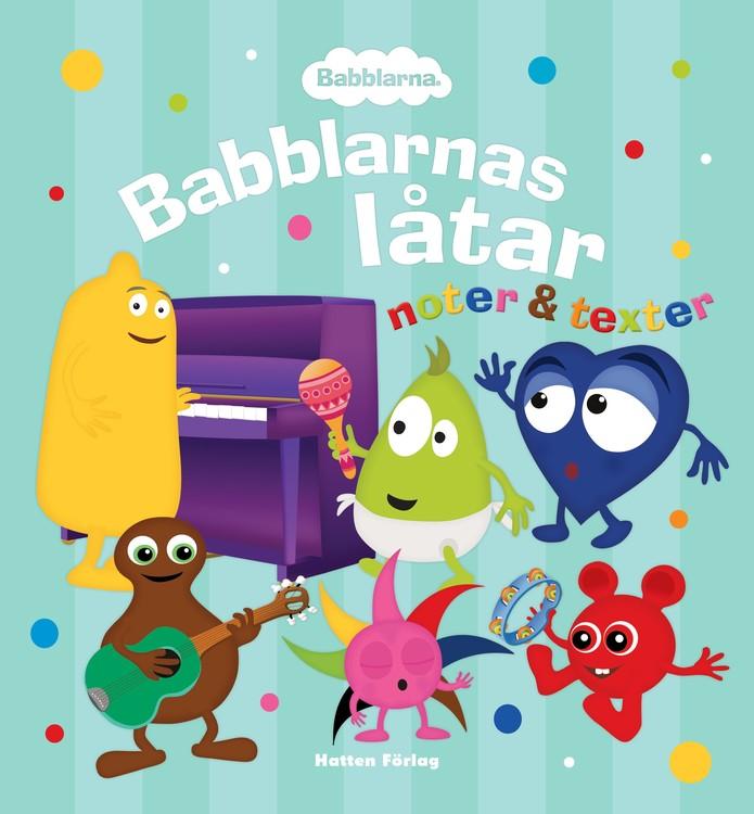 Babblarna- Babblarnas låtar – noter & texter