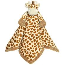 Diinglisar Snuttefilt, Giraff, Beige-brun