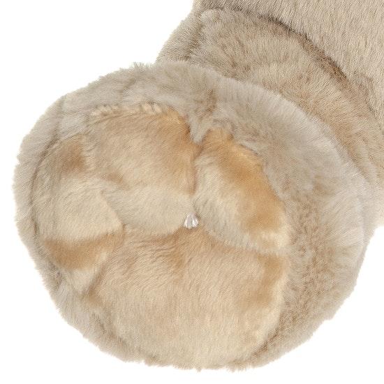 Malte, Nalle Gosedjur, Beige, 35cm