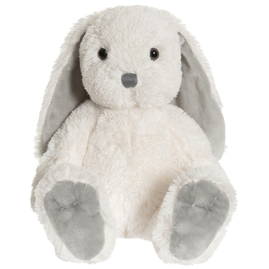 Nina, Kanin Gosedjur, Vit, 35 cm