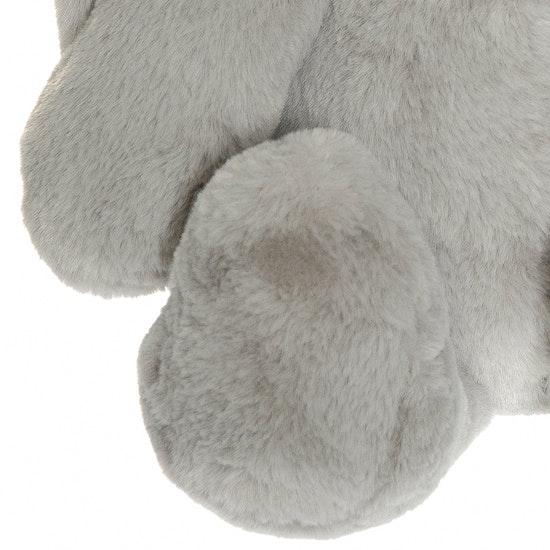 Maja Kanin Gosedjur, grå, 40 cm