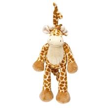 Diinglisar, Speldosa, Giraff, Beige-brun