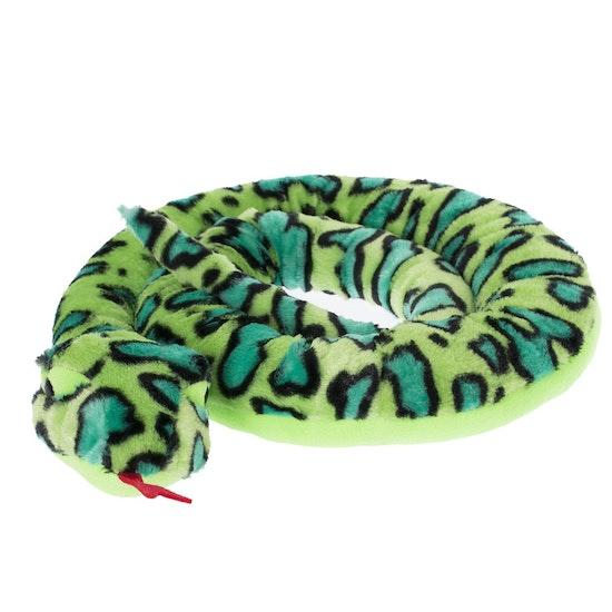 Orm, 200 cm, grön