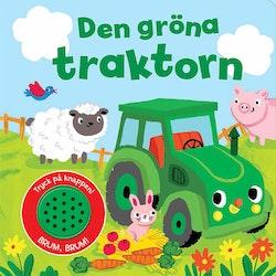 Den gröna traktorn (med ljud)