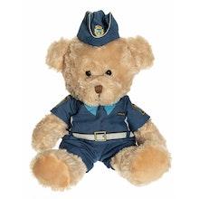 Polisnalle, Lage & Putte polisbil - Bokpaket