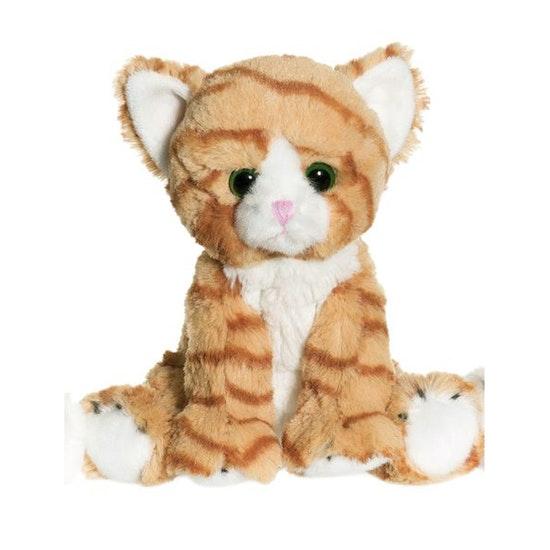 Kattkompisar, 4 ol. färger, 18cm