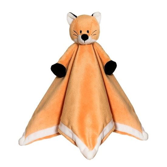 Diinglisar Pacifier blanket, Fox, Orange