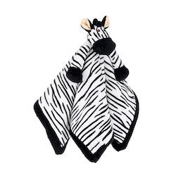 Diinglisar Snuttefilt, Zebra, Svartvit