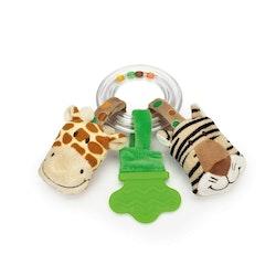 Diinglisar Wild, Ringskallra, Giraff & Tiger