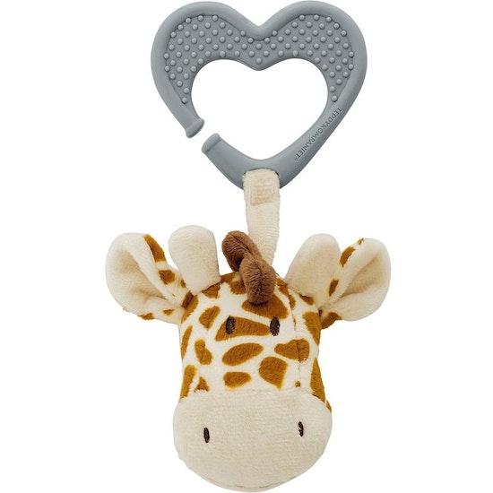 Diinglisar Wild Bitleksak/vagnhänge Giraff, 17 cm