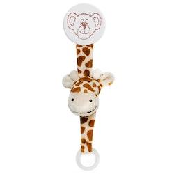 Diinglisar Wild Napphållare Giraff, 21 cm