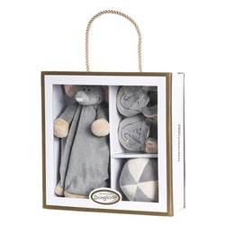 Diinglisar, Giftbox, Elefant, Grå