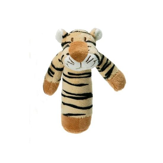 Diinglisar Wild Skallra Tiger, Gul-svart, 15 cm