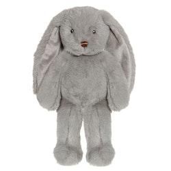 Svea, Kanin Gosedjur, Ljusgrå, 30cm