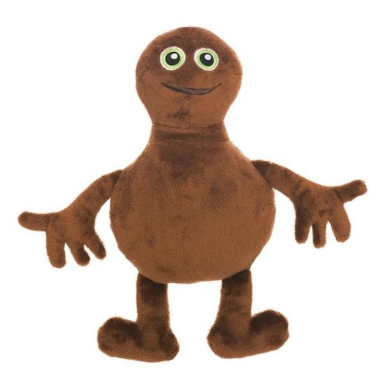 Babba, Babblarna Gosedjur, brun, 22 cm