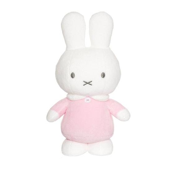 Miffy, stor, rosa