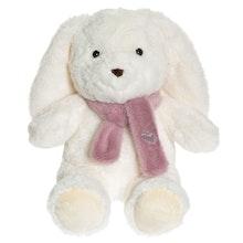 Elsa, Kanin Gosedjur, Vit, 35 cm
