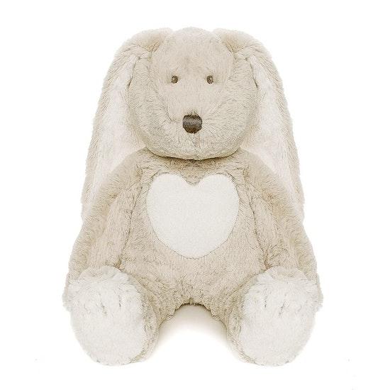 Teddy Cream Kanin Gosedjur, grå, 44 cm