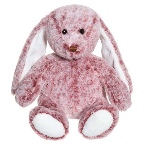Lingon & Mjölk Kanin Gosedjur, rosa, 35 cm
