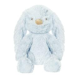 Lolli Bunnies Gosedjur Kanin, blå, 25 cm