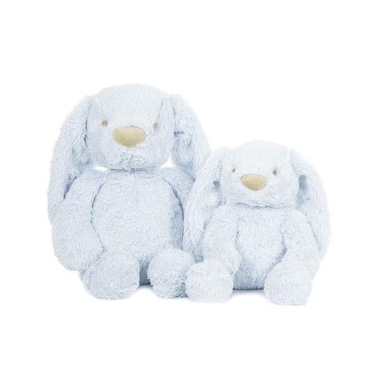 Lolli Bunnies Kanin Gosedjur, blå, 37 cm