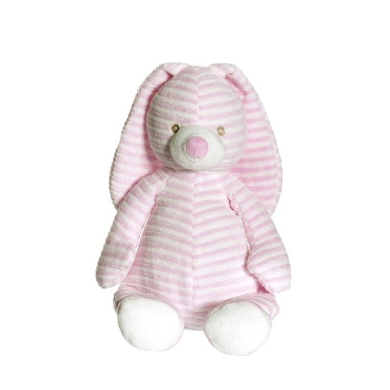 Cotton Cuties Kanin Gosedjur, rosa, 27 cm
