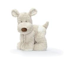 Teddy Cream Hund, stor, grå