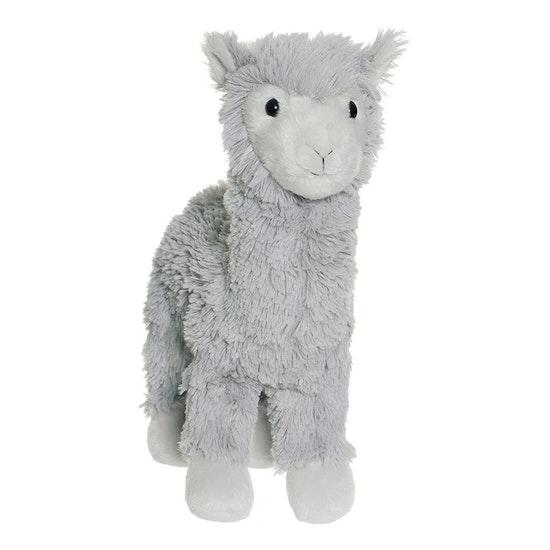 Lama, grå