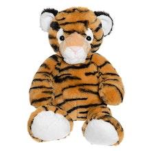 Teddy Wild Tiger Gosedjur, 36 cm