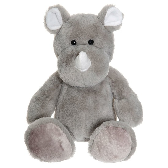 Teddy Wild Noshörning Gosedjur, 36 cm
