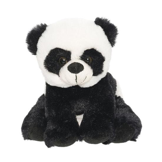 Dreamies Panda, svartvit, 17 cm