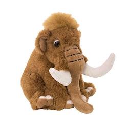 Dreamies Mammut, brun, 21 cm