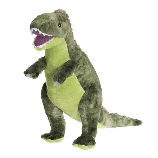 Teddy Dino, stor, grön