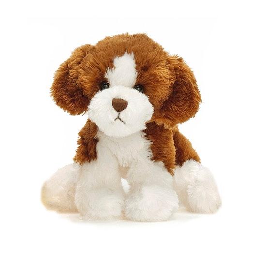 Busiga Hundar, 4 ol. färger, 18cm