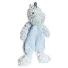Lolli Dinos Snuttefilt, Blå, 28cm