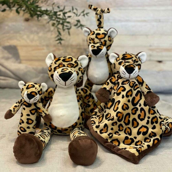Diinglisar Leopard  - Stora Paketet