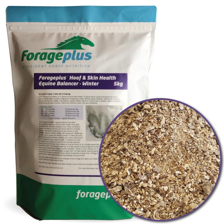 Forageplus Balancer: Hoof & Skin Health Summer Balancer, 5 kg